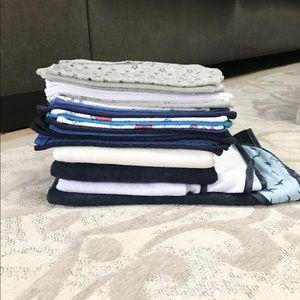 Other - Bundle of Newborn Towels & Wash Cloths
